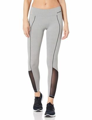 2xist Women's Solid Contrast Legging