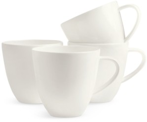 Hotel Collection Bone China Set/4 Mug, Created for Macy's