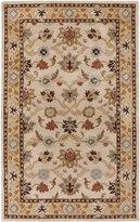 Surya CAE1010 Caesar Classic Hand Tufted 100% Wool Ivory Rug (2-Feet x 3-Feet )