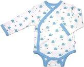 Baby Soy Organic Kimono Bodysuit (Baby) - Whale-18-24 Months