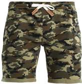 INDICODE JEANS RION Shorts dried herb
