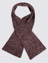 Marks and Spencer Kids' Ribbed Scarf