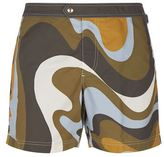 Tom Ford Marble Swim Shorts