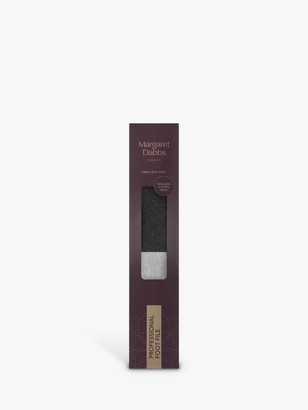 MARGARET DABBS LONDON Professional Foot File With Replacement Pads