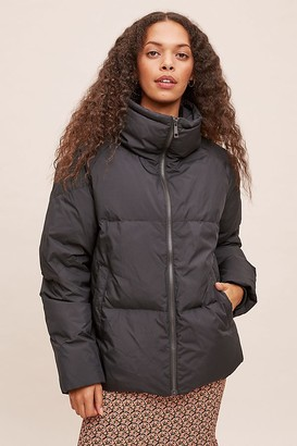 Selected Daisy Quilted Jacket