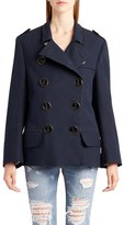 Dolce & Gabbana Women's Cotton Double Breasted Jacket