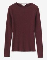 Toast Ribbed Merino Sweater