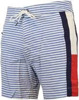 Tommy Hilfiger Men's Striped Foothill Board Shorts