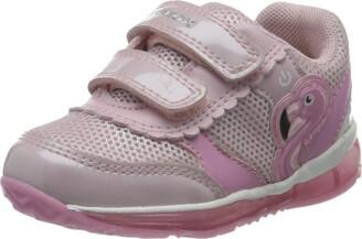 Geox Baby Girls B TODO C Low-Top Sneakers