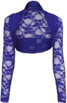 16MVRCH Women's Lace Bolero