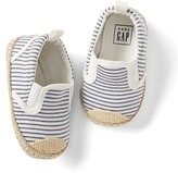 Gap Stripe slip-on espadrilles