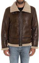 Trussardi Faux Leather Jacket