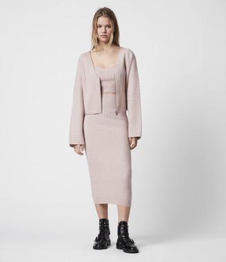 AllSaints Enya Skirt