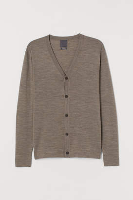 H&M Merino Wool Cardigan