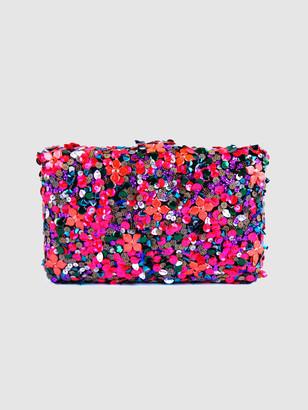 Simitri Kitsch Box Clutch