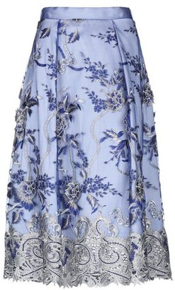 Atelier NICOLA D'ERRICO 3/4 length skirt