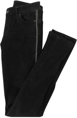 Ikks Black Denim - Jeans Trousers for Women