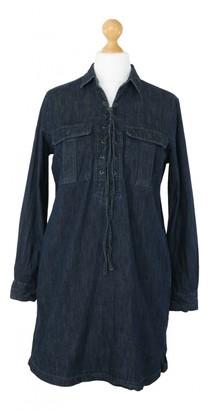 Denim & Supply Ralph Lauren Blue Cotton Dress for Women