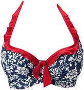 Pour Moi? Womens Aloha Underwired Halter Bikini Top size in s