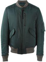 Lanvin classic bomber jacket
