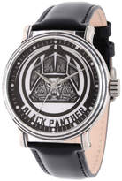 Marvel Avengers Mens Black Strap Watch-Wma000202