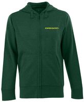 Antigua Men's Oregon Ducks Signature Full-Zip Fleece Hoodie