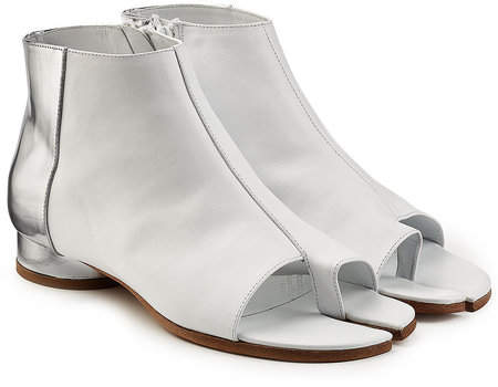 Maison Margiela Leather Sandals
