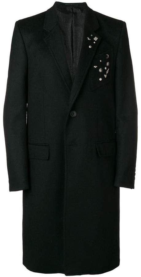 Givenchy single-breasted coat