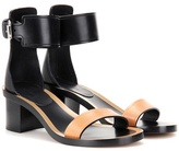 Isabel Marant Jayde Leather Sandals