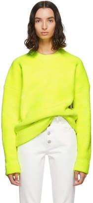 Alexander Wang Yellow Chynatown Sweatshirt