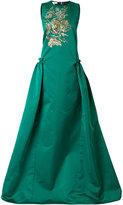 Antonio Berardi embroidered full dress