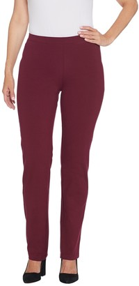 Women with Control Tall Pull-On Slim Leg Pants