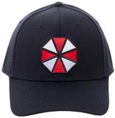 Bioworld Resident Evil Umbrella Logo Baseball Cap - Men