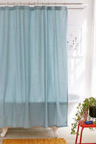 Urban Outfitters Microcheck Shower Curtain