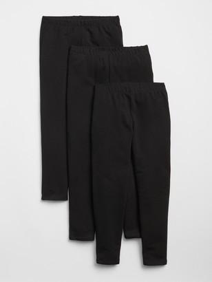 Gap Leggings in Soft Terry (3-Pack)