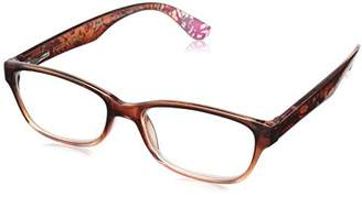 Foster Grant Women's Carlee PolarizedRoundReaders