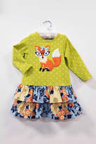Molly & Millie Whimsical Fox Dress