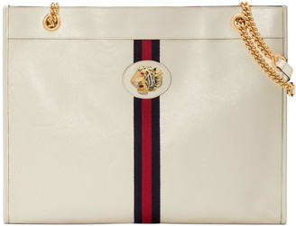 Gucci Large Leather Tote