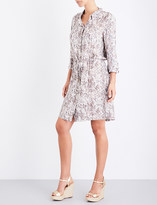 Heidi Klein Zanzibar woven shirt dress