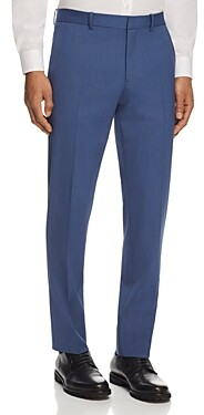 Theory Mayer Slim Fit Suit Pants