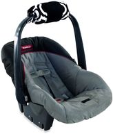 Bed Bath & Beyond Itzy Ritzy Wrap Infant Car Seat Handle Cushion in Moroccan Nights