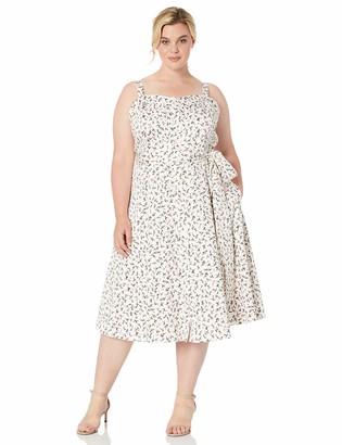 Rachel Roy Women's Plus Size Clara Midi Dress