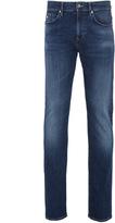 Boss Delaware Stonewashed Slim Fit Denim Jeans