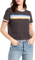 UNIONBAY Portland Stripe Ringer T-Shirt
