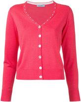 GUILD PRIME v-neck cardigan - women - Acrylic/Rayon - 34