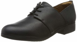 Shoes for Crews 57889-39/6 MADISON III Women's Lace up Smart Brogue Shoes 6 UK