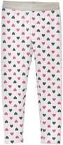 Carter's Girls' 2t-4t Heart Print Leggings