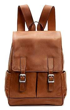 Frye Men's Oliver Leather Backpack