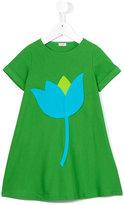 Il Gufo tulip dress - kids - Cotton/Spandex/Elastane - 8 yrs