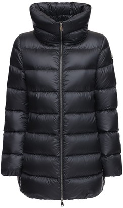 Moncler Anges Nylon Down Coat